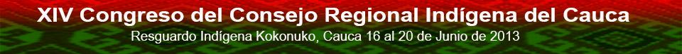 XIV Congreso Regional Indígena Cauca